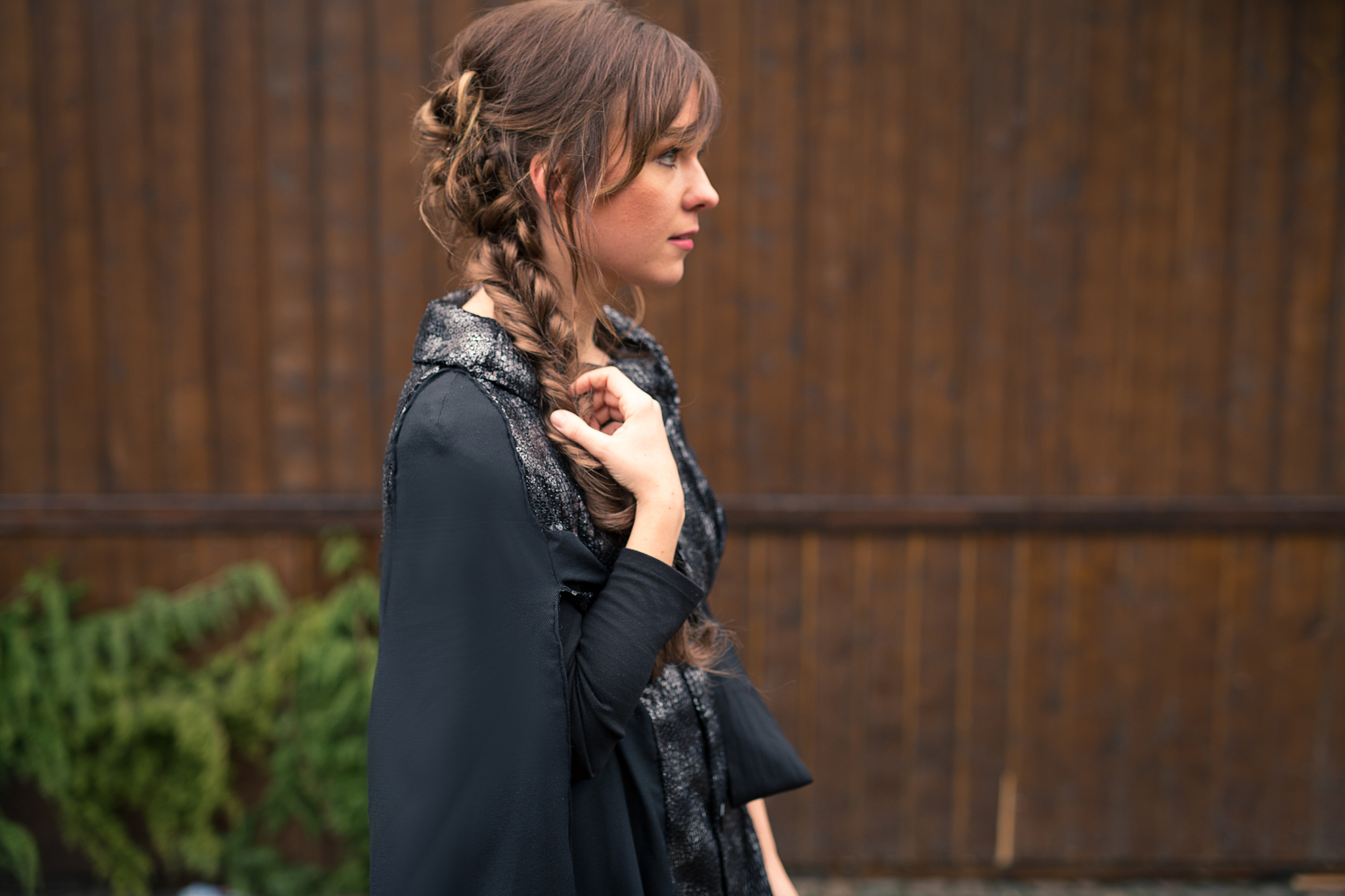 Schnittmuster Cape - Fashionmakery